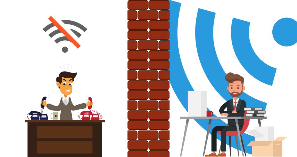interferenza wi fi